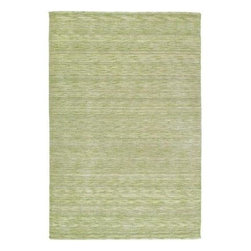 """Kaleen - Area Rug: Renaissance Celery 7' 6"""" x 9' - Shop for Flooring at The Home Depot. Renaissance is a truly unique, high fashion monochromatic collection. This offers a Tibetan look along with a tradition soft back but at a non-traditional price. Regale is hand loomed in India of only the finest 100% virgin seasonal wool for years of elegant durability."""