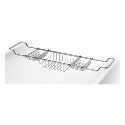 WS Bath Collections - WS Bath Collections Venessia Bathtub Bridge - Designer Bathroom Accessories