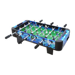 "Voit 32"" Table Top Foosball Game - -Dimensions: 32"" x 16.25"" x 9"""