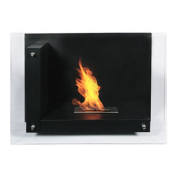 """Bioflame Static 13"""" Burner 12,000BTU Stainless Steel Freestanding Fireplace - 33004001 Features: - 12,000BTU or 3.5Kw/h (heats on average 40m2 or 430ft2)- Stainless Steel Construction- 10mm Tempered Glass- 13"""" Burner- H 28.3"""" (720mm) W 47.2"""" (1200mm) D 17.3"""" (440mm)3298aFuelWant to know something sweet about the ethanol fuel used in Bio Flame fireplaces? It's all based on sugars!That's right, the Bio Flame ethanol fuel is so environmentally friendly that it is created through a fermentation process of sugars, including those from sugar cane, corn, beets, and potatoes. These natural, all-reable resources work together to create an ethanol fuel source that provides not only heat, but a beautiful, dancing flame, as well.Some of the additional benefits of using the Bio Flame ethanol fuel include:Environmentally friendly. Ethanol fuel is all-natural and made from reable resources. This means that you are not cutting down valuable trees that take much longer to regenerate.Better breathing. There is no air pollution with the Bio Flame ethanol fuel. This means that you, as well as everyone else, help to keep chemicals and toxins from being released into the air. You will breathe better in your home, and everyone else benefits from the reduction of pollutants, as well. There's no odor or smoke to worry about, either, providing you with a safe flame.Cleaner source. Ethanol fuel creates a clean heat source, eliminating the need to worry about cleaning soot or ash. Cleaning the Bio Flame fireplace is a breeze.Super simple. The ethanol fuel used in the Bio Flame fireplace is simple to use. Within seconds, you will have it refilled, never having to worry about spills or trekking out into the cold weather for another log.The Bio Flame environmentally friendly fireplaces use ethanol fuel, because it provides a better heat choice for you, and for everyone else. You never compromise on having a beautiful-looking fireplace, warmth, and a beautiful flame. Ethanol fuel provides all the """