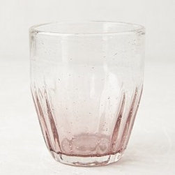 "Anthropologie - Genisa Glass - GlassDishwasher safe12 oz4""H, 3.5"" diameterImported"