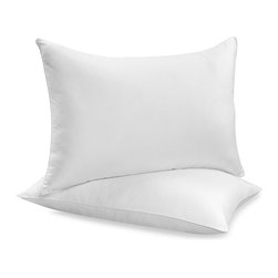 Deep Sleep Medium Pillow, Standard/Queen - Extra pillows in the room will make sure that all guests have exactly the comfort they need for a good night's rest.