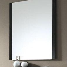 Modern Bathroom Mirrors by Wayfair