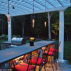 Traditional Patio by Classic Garden Design LLC