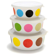 Contemporary Food Containers And Storage by French Bull