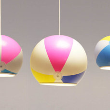 Eclectic Lamp Shades by TOBYhouse