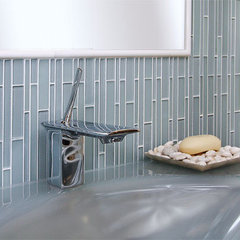 traditional bathroom tile by CheaperFloors