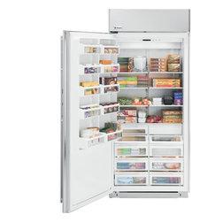 """Kitchen Appliances - 36"""" Built-in All Freezer"""
