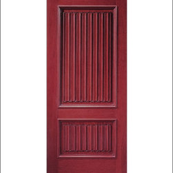 Carved and Mansion Entry Doors  Model #  11 - Our Carved and Mansion doors are hand carved by master craftsman.  They will certainly add to the wow factor of any entrance exterior or interior.  The doors are Mahogany and can be stained and finished in a variety of colors to complement your homes beauty.  You may also like our International collection which is inspired by world design.