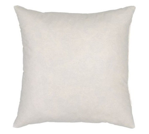 """Fjädrar Inner Cushion - A feather pillow insert for $6.99? This is one of the best products that you may never """"see""""! It brings a fantastic luxurious feel at a very affordable price. Pair it with your favorite cover, and it'll look like you paid much more than you did."""