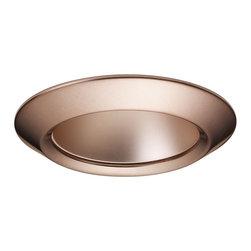 """Juno Lighting - Juno 4404 4"""" Beveled Cone Trim, 4404whz-Abz - 4"""" Beveled Cone Trim for use with select Juno housings"""