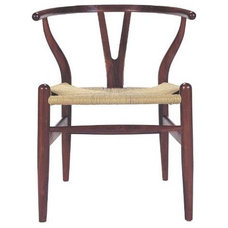 Midcentury Dining Chairs by Spacify Inc,
