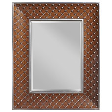 Transitional Wall Mirrors by Arcadian Home & Lighting