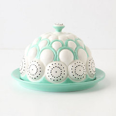 eclectic serveware by Anthropologie
