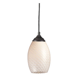 Z-Lite - Z-Lite 131-WHITE Jazz 1 Light Mini Pendants in Sand Black - This 1 light Mini Pendant from the Jazz collection by Z-Lite will enhance your home with a perfect mix of form and function. The features include a Sand Black finish applied by experts. This item qualifies for free shipping!