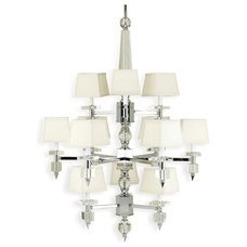 Transitional Chandeliers by Kathy Kuo Home