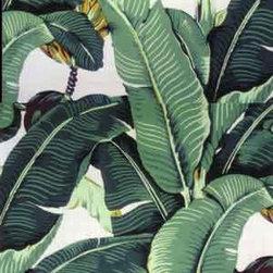Martinique Banana Leaf Wallpaper -