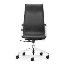 Zuo Modern - Zuo Modern Herald Modern High Back Office Chair X-641602 - Zuo Modern Herald Modern High Back Office Chair X-641602