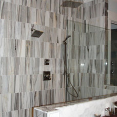 Modern Tile by Marble Systems