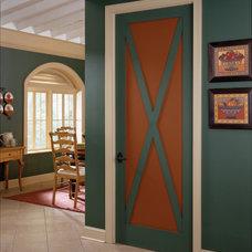 Traditional Interior Doors by TruStile Doors