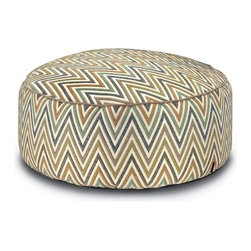 Missoni Home - Nesterov Pouf, 170 | Missoni Home - Design by Rosita Missoni.