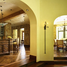 Mediterranean Hall by RJ Dailey Construction Co.