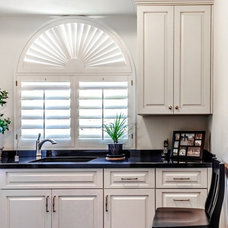 Traditional Kitchen Cabinets by Pinnacle Sales