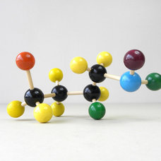 Eclectic Kids Toys And Games Colorful Molecular Model
