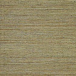 Walls Republic - Duo Sisal Green Grass Cloth Wallpaper, Double Roll - Duo sisal wallpaper creates a warm, interesting backdrop for many different types of decor. Made from natural, sustainable materials, it is considered an environmentally friendly choice.