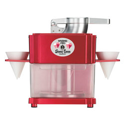 Waring Pro - Waring Pro Professional Snow Cone Maker - Professional motor and blade mechanism