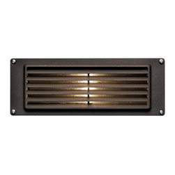 Hinkley - Hinkley One Light Bronze Deck Light - 1594BZ - This One Light Deck Light is part of the Deck Collection and has a Bronze Finish. It is Outdoor Capable, and Wet Rated.