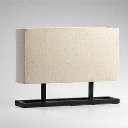 Cyan Design - Swedish Console Lamp design by Cyan Design