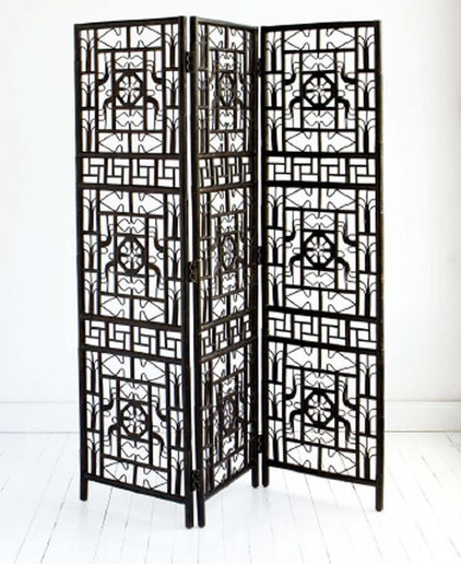 asian screens and wall dividers by Cottage &amp; Bungalow