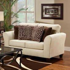 Transitional Love Seats by GreatFurnitureDeal