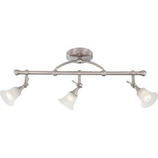 Contemporary Track Heads And Pendants by Home Depot