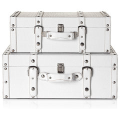 traditional storage boxes by Z Gallerie