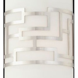 Alecia's Necklace Wall Sconce by George Kovacs -