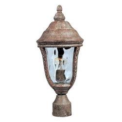 Maxim Lighting - Maxim Lighting 3100WGET Whittier Cast 1-Light Outdoor Pole/Post Lantern - Features