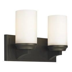 Murray Feiss - Murray Feiss Amalia Transitional Wall Sconce X-BRO-20064SV - Inspired by a vintage shelf candle holder, the Amalia Collection creates the transitional column candle look with a sleek, smooth profile which hides all hardware. The cylindrical, glass shade sits atop the tapered shelf detail.