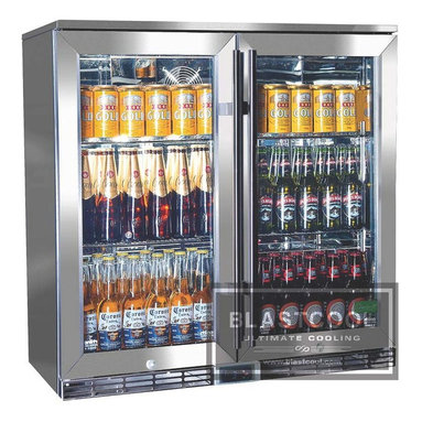 Outdoor fridges -