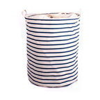 GreenForest - Blue Strip Laundry Hampers - GreenForest has been focused on household items since 2005 which also is a registered trademark