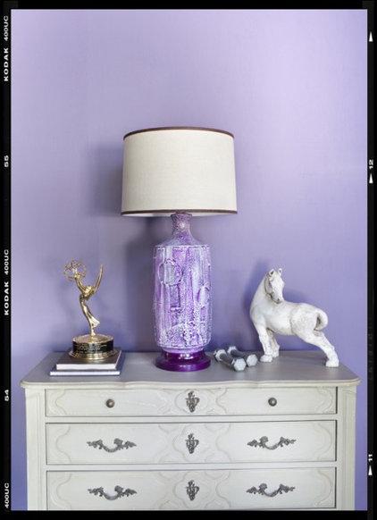 Eclectic Bedroom by decordemon