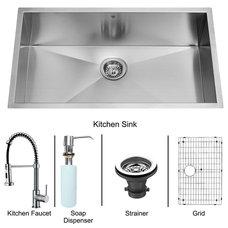Contemporary Kitchen Sinks by Modern Furniture Warehouse