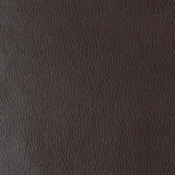 P0275-Sample - Recycled leather is a sustainable environmentally friendly alternative to leather and pvc. Recycled leather looks and feels like genuine leather, but is sold by the yard and easier to maintain. The backing of this pattern is a blend of genuine leather, and results in a soft and durable leather alternative. There are several grades of recycled leather materials, ours are top grade. This material is cleanable with mild soap and water.