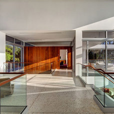 Modern Hall by Guy Peterson Office for Architecture