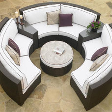 Modern Outdoor Sofas by Furniture For Patio
