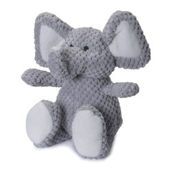 Go Dog - Go Dog Checkered Plush Elephant Dog Toy with Chew Guard - 770962 - Shop for Dog Toys from Hayneedle.com! Every day is a safari when playtime for your pooch includes the GoDog Checkered Plush Elephant Dog Toy with Chew Guard. Let them practice their game hunting skills or just play a game of tug with this soft durable toy. Chew Guard technology offers a plush exterior with double-stitching and a durable interior liner. A full range of sizes are offered for pooches of any breed or shape.