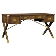 Traditional Desks Asheworth Campaign Desk