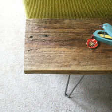 Modern Indoor Benches by Etsy