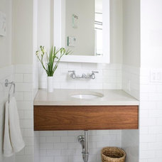 Modern Bathroom Countertops by Concrete Shop